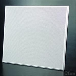 Perforated Lay in Aluminum Ceiling