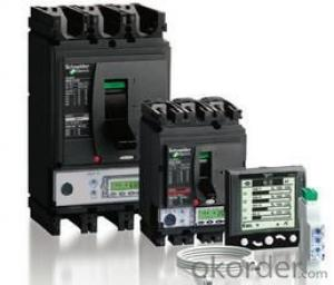 CDM1 Series Moulded Case Circuit Breakers