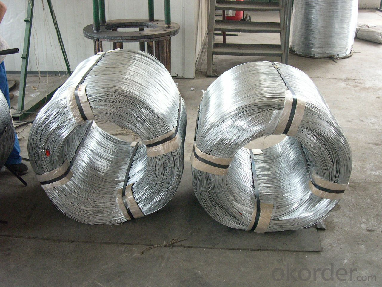 High Quality Galvanized Iron Wire For Chain Llink Fence