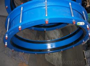 ductile cast iron coupling