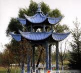 The stone garden pavilion 9