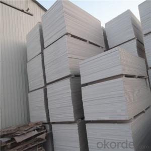 Anti-fire Gypsum Board