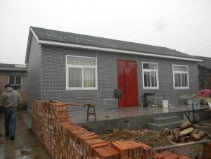 Mobile  One-storey House with Light Steel Structure