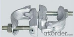 British Type Swivel Clamp