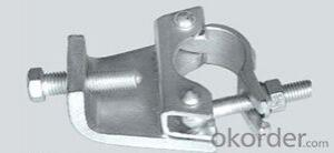 British Type Fixed Clamp