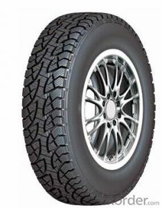 Radial Tyre for Passager Car CAVALRY with Good Pattern