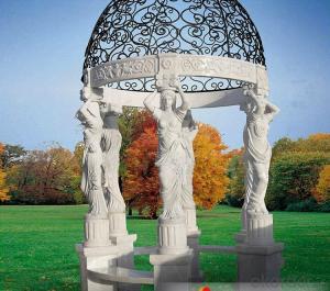 The stone garden pavilion 11