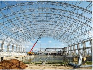 Low cost and good quality steel structure