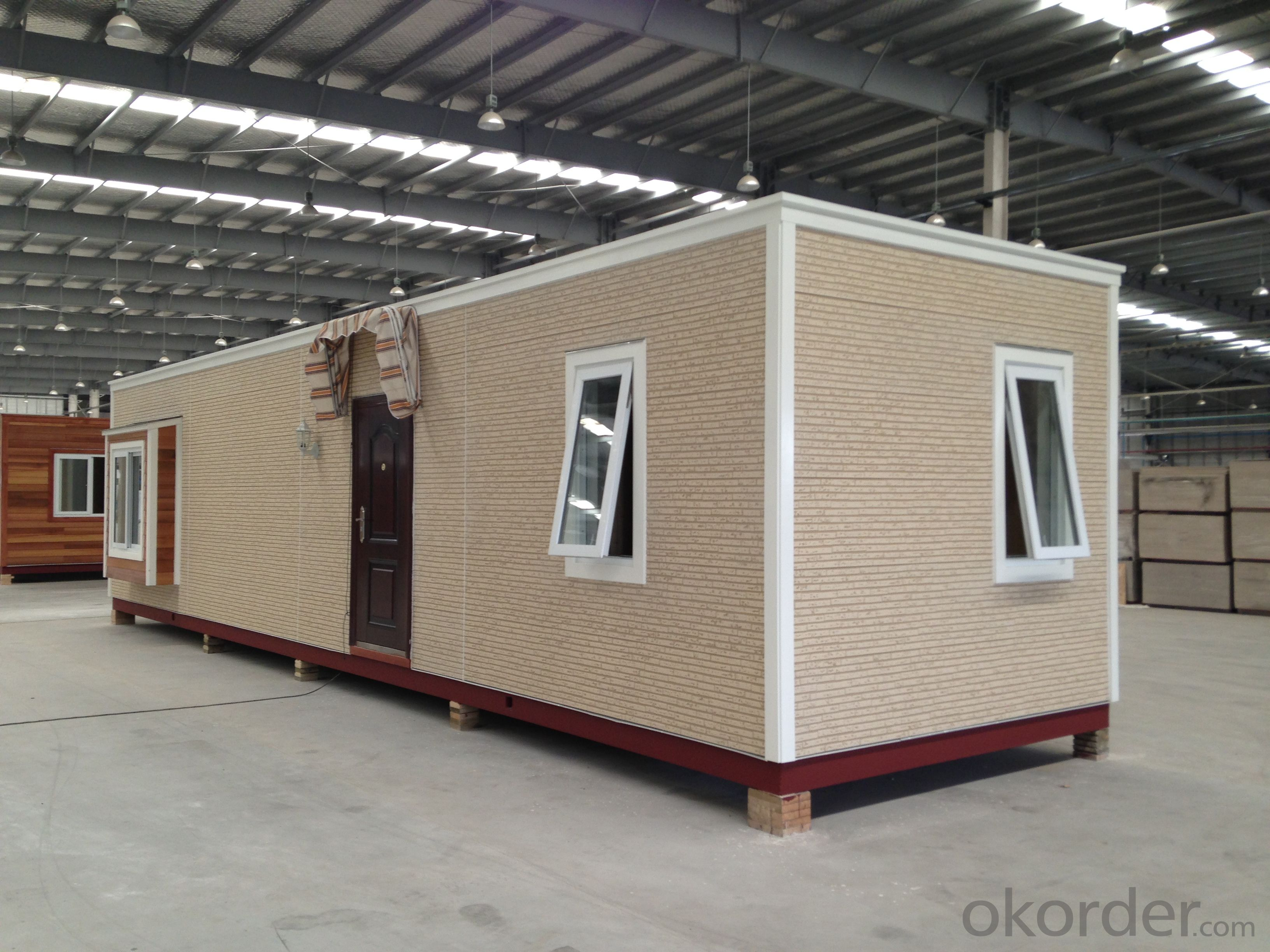 Buy Luxury Prefabricated Container House Shipping