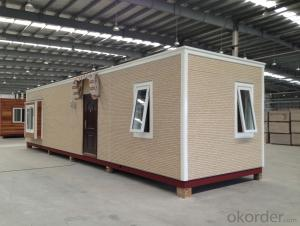 Luxury prefabricated container house shipping containers 20ft and 40ft super cheap