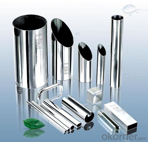 Stainless Roung Steel Tube With Good Price