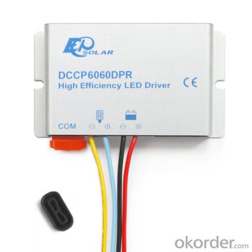 LED Constant Current Driver High Efficiency 95%,12V30W, 24V60W,DCCP6060DPR