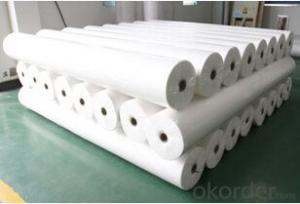 Nonwoven Fabrics white