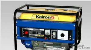 Hot Selling Gasoline Generator High Power 3000LH
