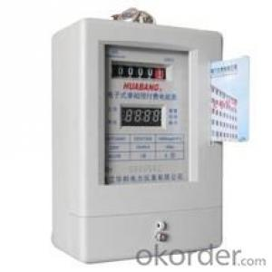 DDS607series single-phase electronic ammeter