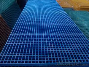 FRP Molded Grating, Fiberglass Grating, Plastic Grating Floor