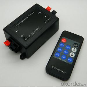 RF 11 Keys led dimmer