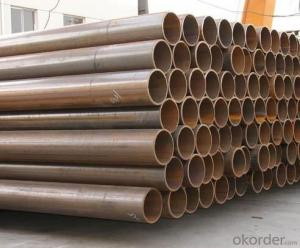 Galvanized iron steel pipe for water