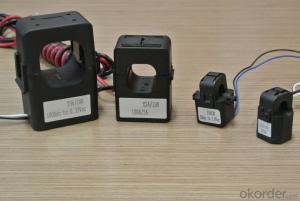 Split Core Current Transformers PCT T36 Made In China