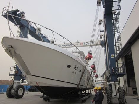 Marine Hoist  / Marine Travel Lift
