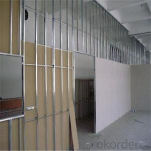 Popular Paper Faced Gypsum Board