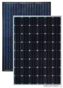 Monocrystalline Silicon Solar Modules 48Cell-210W