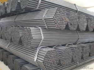 Hot dipping galvanized welded pipe for gas