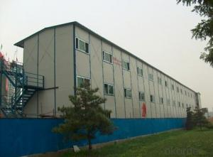Removable prefabricated houses, modular building