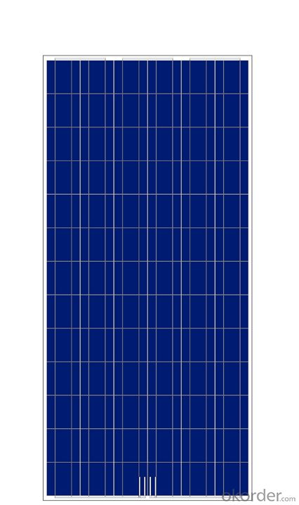 Solar Module-IN5P54 from CNBM with CNBM Brand