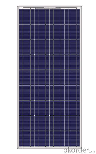 Polycrystalline silicon solar panel(CR140P-CR120P)