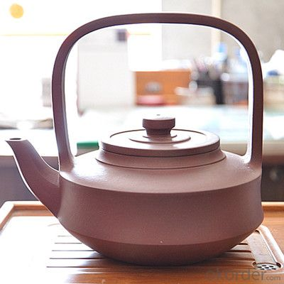 Handmade Teapot  From China (number 1104)