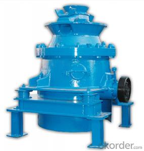 SMG100 single-cylinder hydraulic cone crusher