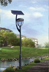 Standard Photovoltaic Solar Garden light