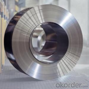Cold Rolling Stainless Steel Coil/Strips