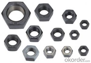 high quality china bolts and nuts