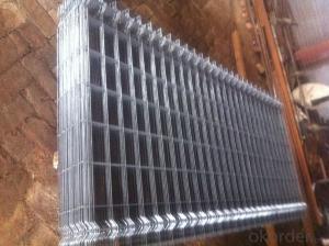 PVC Welded Wire Mesh Panel
