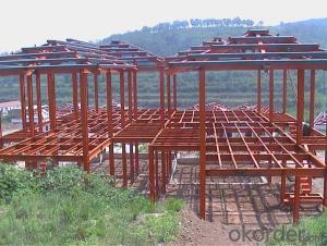 Light Steel Structure  workshop XGZ021