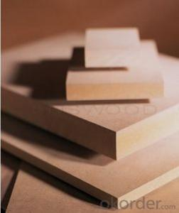 Plain MDF (1220*2440mm Medium Density Fiberboard)