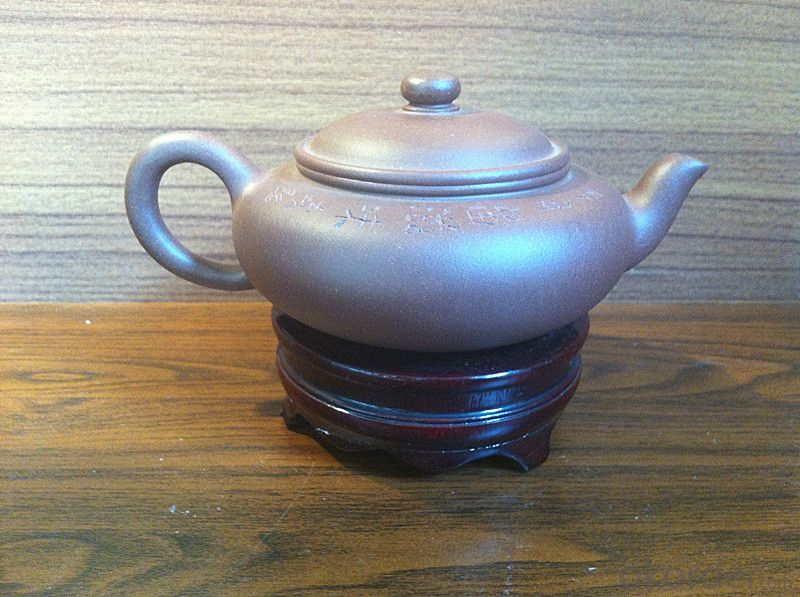Handmade Teapot  From China (number 1116)
