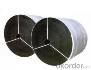Oil resistant steel cord conveyor belt