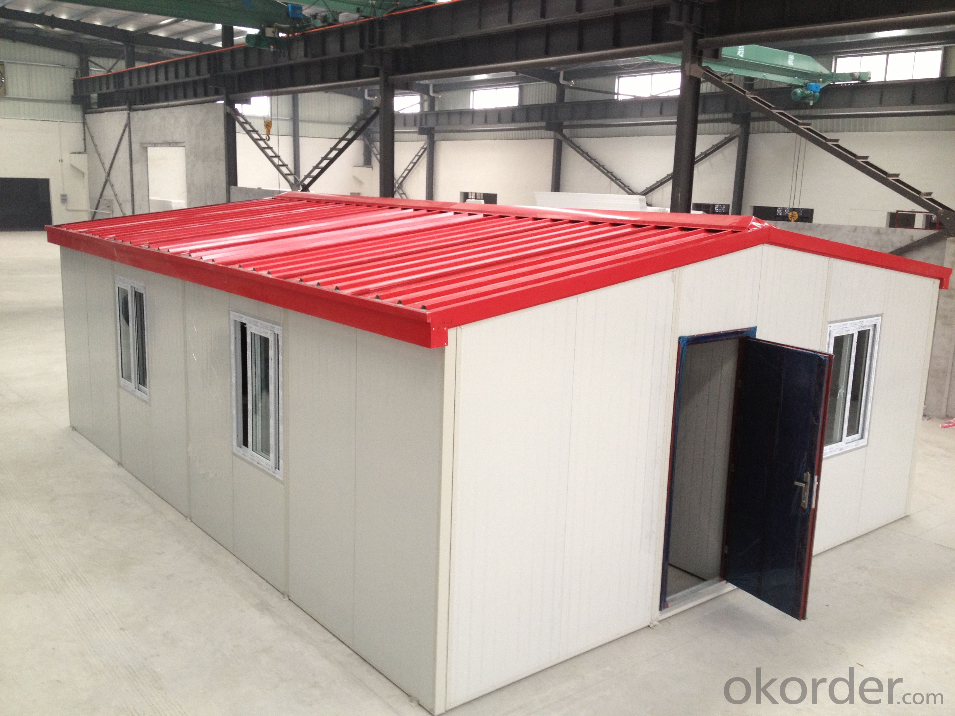 Buy cheap eps sandwich panels house price size weight for House panels prefabricated