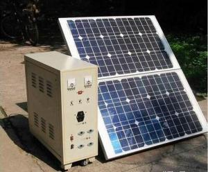 solar system 60w  which made in China