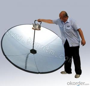 Domestic Parabolic Solar Cooker For Domestic Cooking