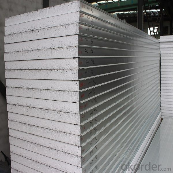 color steel EPS sandwich panels