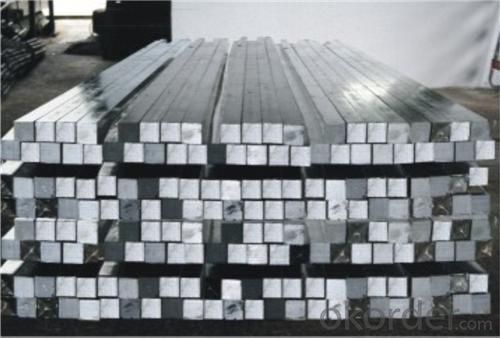 Hot Rolled High Quality Square Carbon Steel Bar