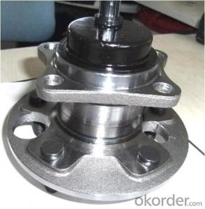NEW CORROLA, Wheel Hub. OE no.: 42450-02140, 42410-06020