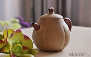 Handmade Teapot  From China (number 1114)