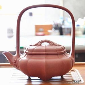 Handmade Teapot  From China (number 1103)