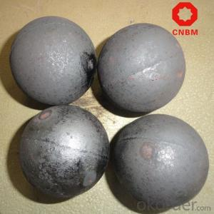 High Chrome Cast Iron Ball Mill Grinding Balls