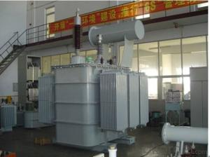 MCR type Arc suppression auto tracking compensation device of3800Kvar/66Kv